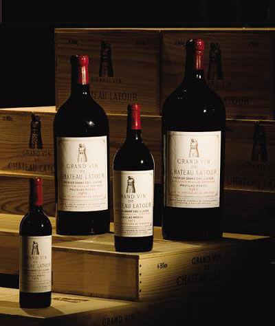 世界顶级十大红酒排行榜